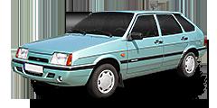 Lada Samara (2108, 2109) 1984 - 1999 Forma 1500