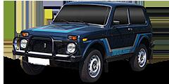 Lada Niva/Taiga (2121) 1978 - 2010 4X4 1.7